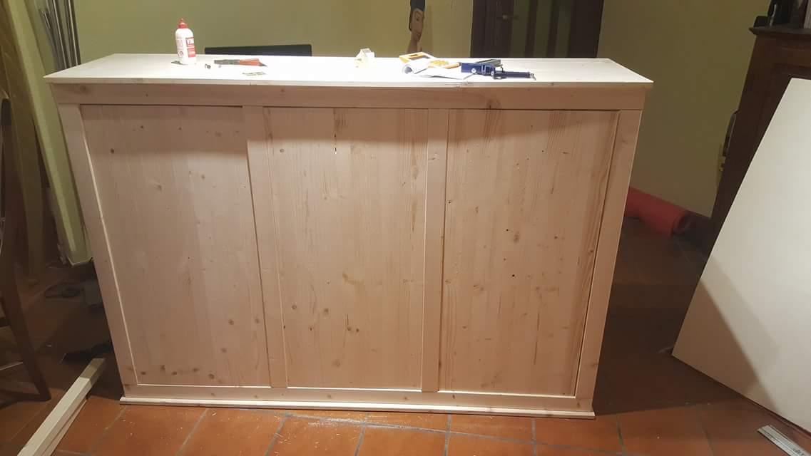 Costruire un mobile in legno - Costruire un mobile in legno ...