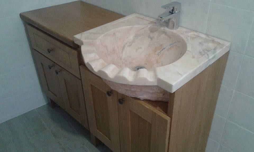 mobile bagno artigianale