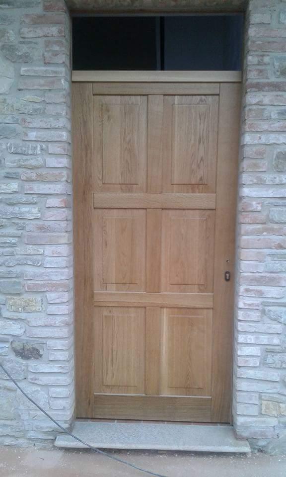 porta artigianale