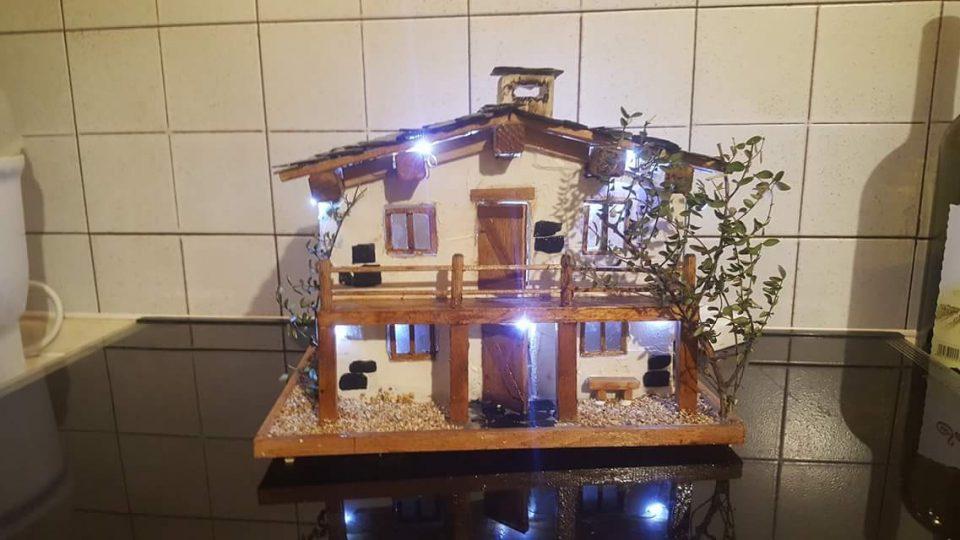 Casette in miniatura fai da te fardasefapertre - Come costruire una casa in miniatura ...