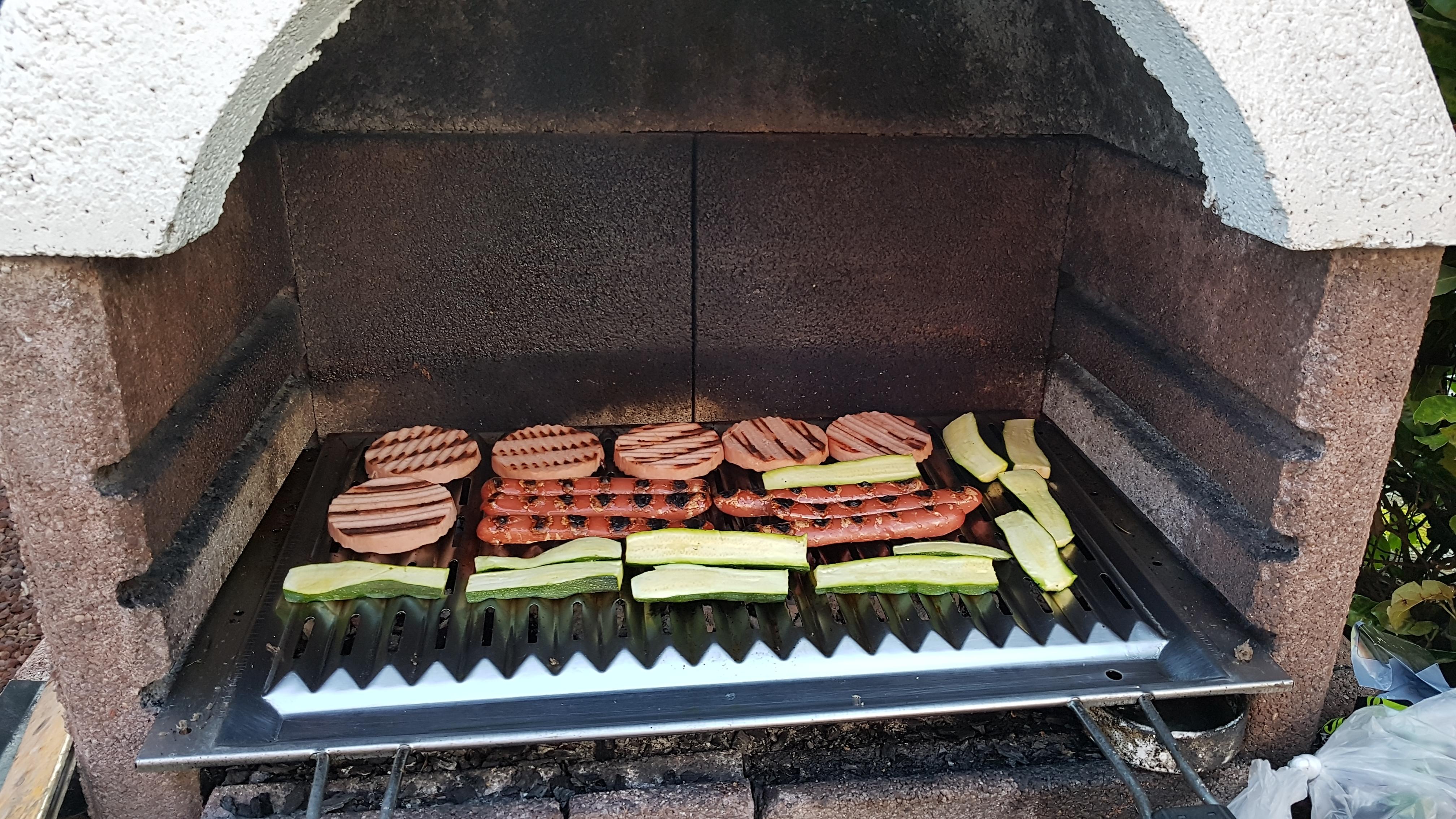 Come fare una grigliata semplice